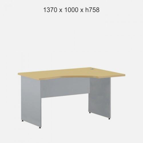 Biurko kątowe prawe Eko 025